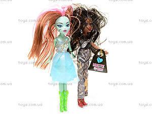 Модная кукла-вампир Monster High, 1388A, отзывы