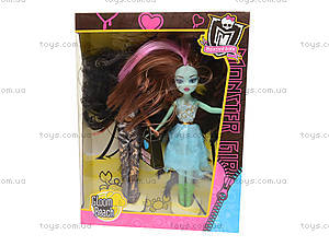 Модная кукла-вампир Monster High, 1388A, игрушки