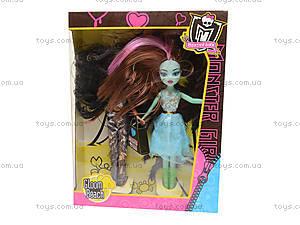 Модная кукла-вампир Monster High, 1388A, игрушки