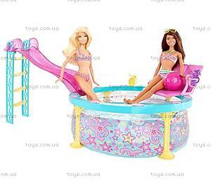 Модный бассейн Барби, X9299, фото