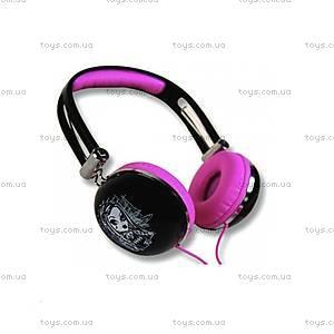Модные наушники Monster High, 6010-67014, купить