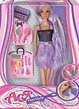 Набор с куклой из серии «Модные прически», 35063, фото