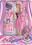 Кукла для девочек серии «Модные прически», 35064