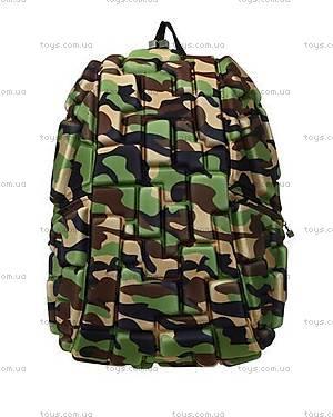 Модный рюкзак Blok Half в стиле камуфляж, KAA24484583, фото