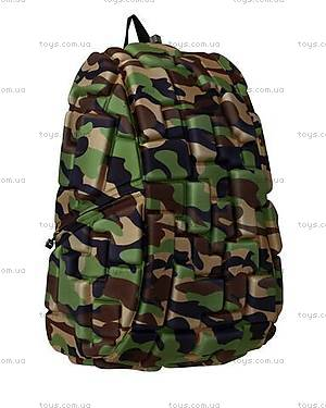 Модный рюкзак Blok Half в стиле камуфляж, KAA24484583