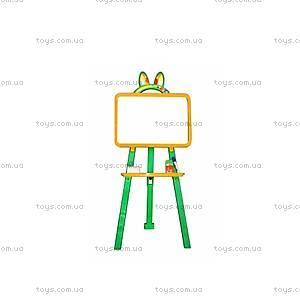 Мольберт для рисования, желто-зеленый, 0137772
