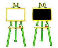 Мольберт для рисования, желто-зеленый, 0137772, оптом