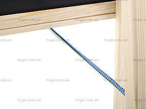 Мольберт двухсторонний, складной, 2C4H_А-А16, купить