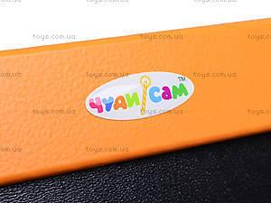 Доска-мольберт двухстороняя настольная «Оранж», М007, купить