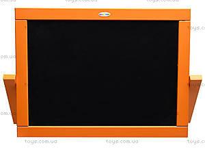 Доска-мольберт двухстороняя настольная «Оранж», М007, фото