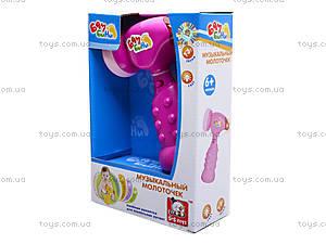 Молоточек для девочек «Бамбини», EQ80386R, купить