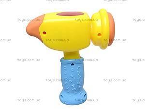 Молоточек детский игрушечный, 889A, купить