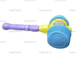 Молоточек игрушечный, 2002-1, фото