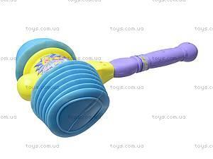 Молоточек игрушечный, 2002-1, отзывы