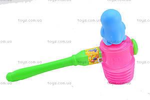 Детский игрушечный молоточек, ML-030, фото