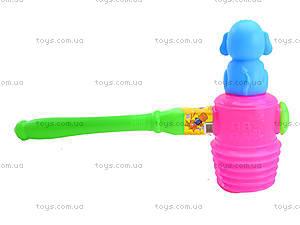 Игровой молоточек для детей, ML-016, фото