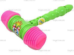 Молоток со свистком, 2033, детские игрушки