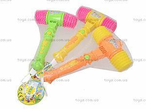 Игрушечный молоток, 30 см, 2677, игрушки