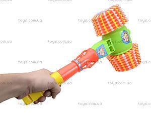 Пластмасовый молоток со свистком, 3666A3666, купить