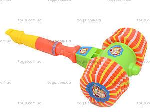 Пластмасовый молоток со свистком, 3666A3666, цена