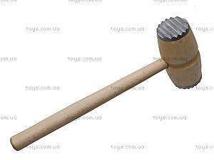 Молоток для мяса, деревянный, 311518