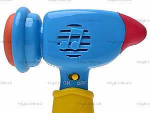 Молоток детский музыкальный, 2202C, купить