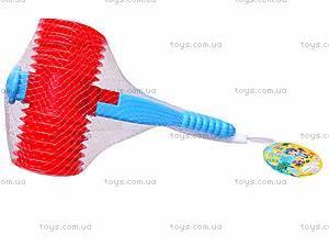 Молоток игрушечный для детей, 7000-6, фото
