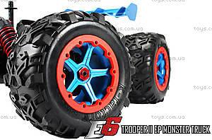 Машина-монстр Team Magic E6 Trooper II 4S, TM505004, детские игрушки