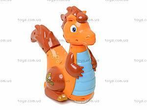 Музыкальная игрушка для детей «Морской конек», 90031, купить