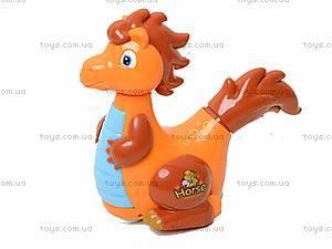Музыкальная игрушка для детей «Морской конек», 90031, отзывы