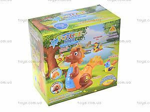 Музыкальная игрушка для детей «Морской конек», 90031, детские игрушки