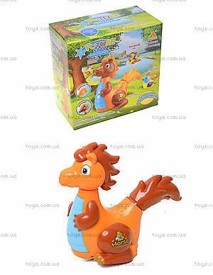 Музыкальная игрушка для детей «Морской конек», 90031