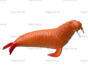 Резиновые игрушки «Морские животные», HA2483, отзывы