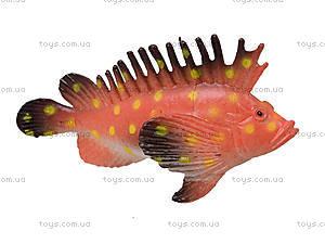 Игрушки резиновые «Морские животные», HC0042R, toys.com.ua