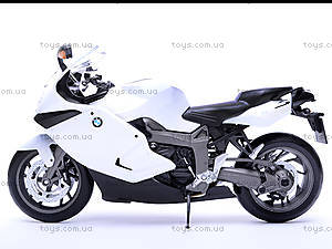 Мотоцикл BMW K1300S, масштаб 1:10, 62805W, купить