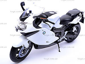Мотоцикл BMW K1300S, масштаб 1:10, 62805W