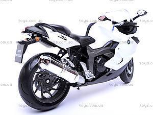 Мотоцикл BMW K1300S, масштаб 1:10, 62805W, фото