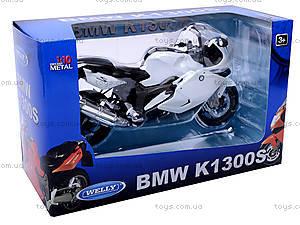 Мотоцикл BMW K1300S, масштаб 1:10, 62805W, отзывы
