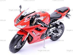 Мотоцикл Daytona, масштаб 1:10, 62801W