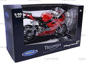 Мотоцикл Daytona, масштаб 1:10, 62801W, купить
