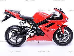 Мотоцикл Daytona, масштаб 1:10, 62801W, фото