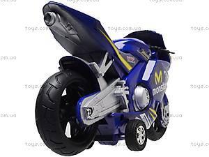 Мотоцикл детский инерционный, 1029-3, отзывы