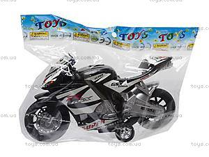Мотоцикл детский инерционный, 1029-3, toys.com.ua
