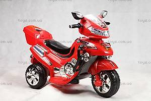 Мотоцикл для детей, на аккумуляторе, C031 КР