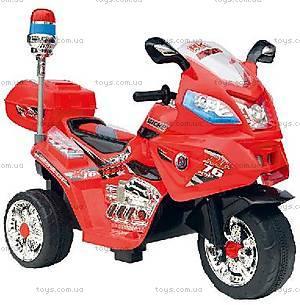 Мотоцикл-электромобиль полицейский, M-007