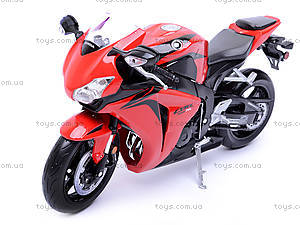 Мотоцикл HONDA 2009 CBR1000RR, 62804W, отзывы