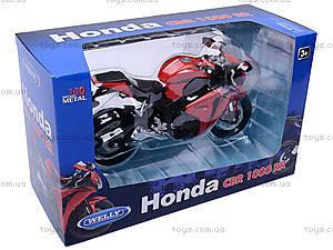Мотоцикл HONDA 2009 CBR1000RR, 62804W, цена