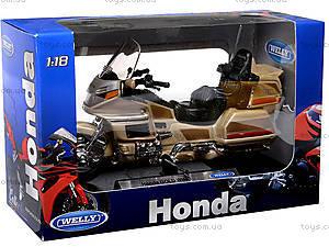 Мотоцикл Honda Gold Wing, 12148PW, отзывы