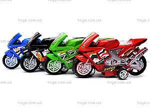 Мотоцикл инерционный, 520G