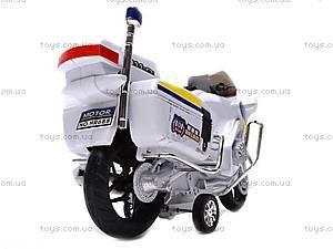 Мотоцикл инерционный, детский, HR688-1, фото